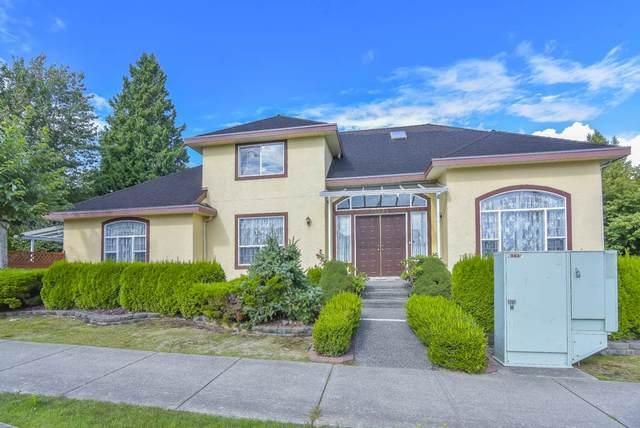 15577 110 Avenue, Surrey, BC V3R 0W7 (#R2501119) :: Premiere Property Marketing Team
