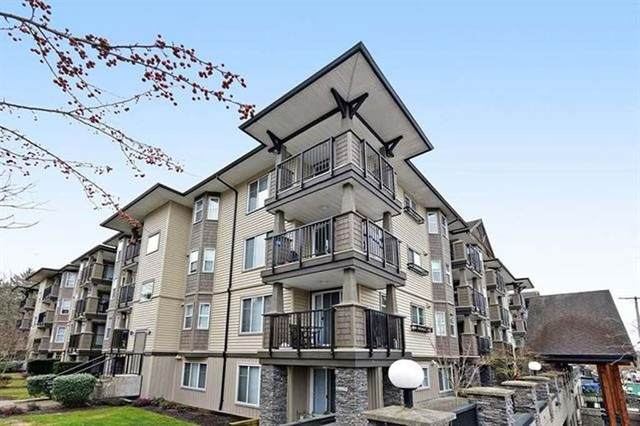 5488 198 Street #312, Langley, BC V3A 1G2 (#R2501188) :: Ben D'Ovidio Personal Real Estate Corporation | Sutton Centre Realty