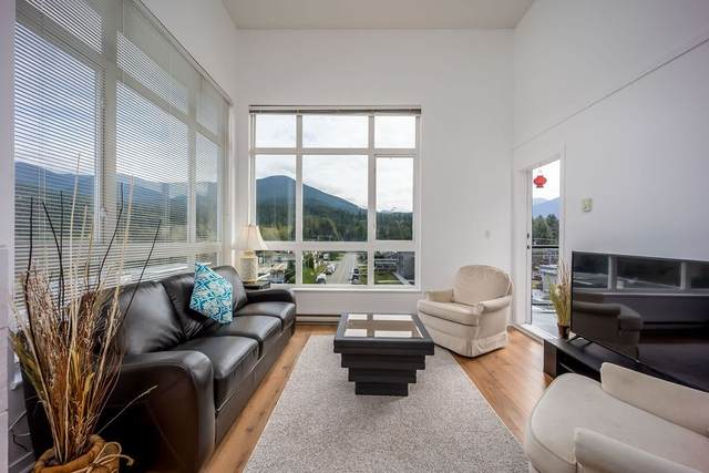 40437 Tantalus Road #416, Squamish, BC V0N 3G0 (#R2501234) :: Ben D'Ovidio Personal Real Estate Corporation | Sutton Centre Realty