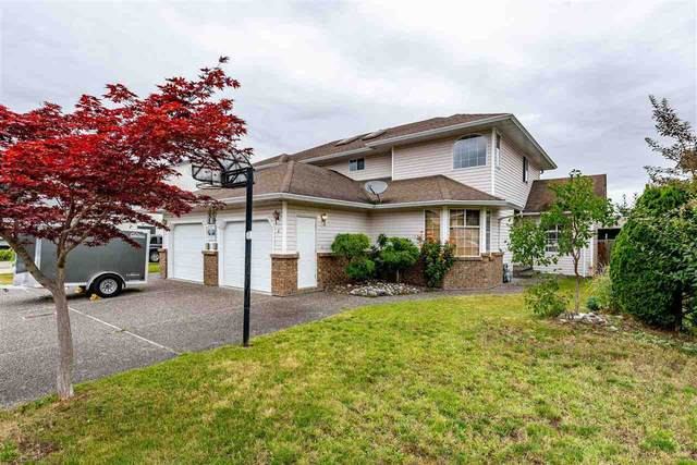 5685 Kathleen Drive B, Chilliwack, BC V2R 3J5 (#R2501251) :: 604 Realty Group