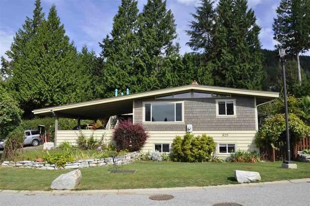 829 Upper Crescent, Squamish, BC V0N 1J0 (#R2501262) :: Ben D'Ovidio Personal Real Estate Corporation | Sutton Centre Realty