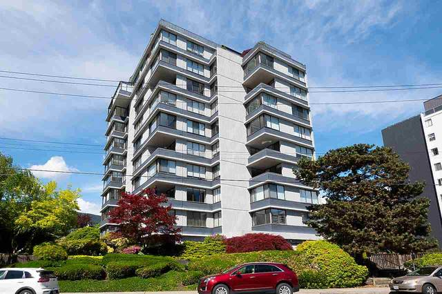 2167 Bellevue Avenue #501, West Vancouver, BC V7V 1C2 (#R2501263) :: 604 Realty Group