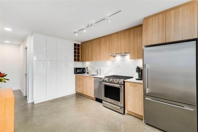 231 E Pender Street #301, Vancouver, BC V6A 0G3 (#R2501295) :: Ben D'Ovidio Personal Real Estate Corporation | Sutton Centre Realty