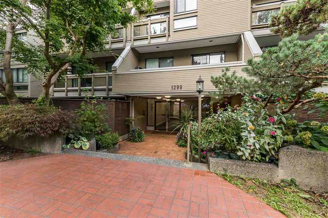 1299 W 7TH Avenue #305, Vancouver, BC V6H 1B7 (#R2501313) :: 604 Realty Group