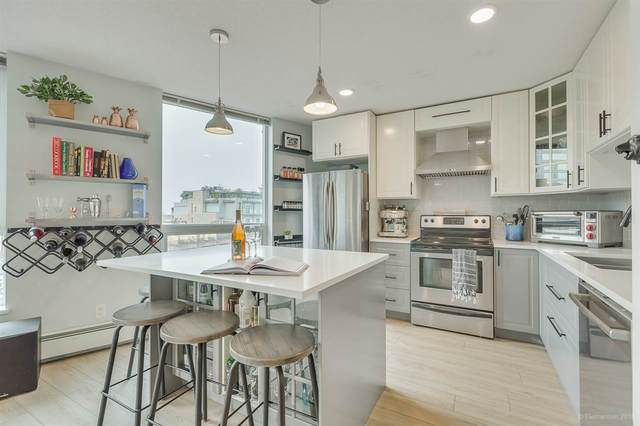 188 Keefer Place #1502, Vancouver, BC V6B 0J1 (#R2501344) :: 604 Realty Group