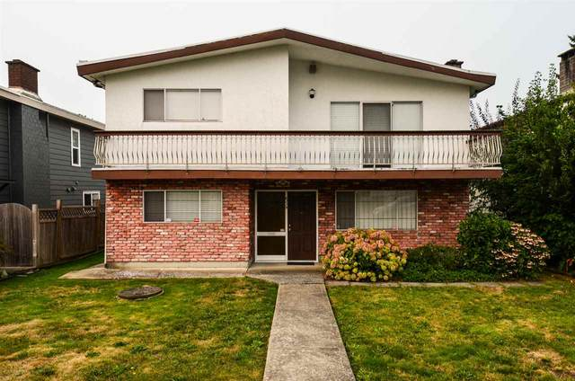 6219 Elgin Street, Vancouver, BC V5W 3K2 (#R2501350) :: 604 Realty Group