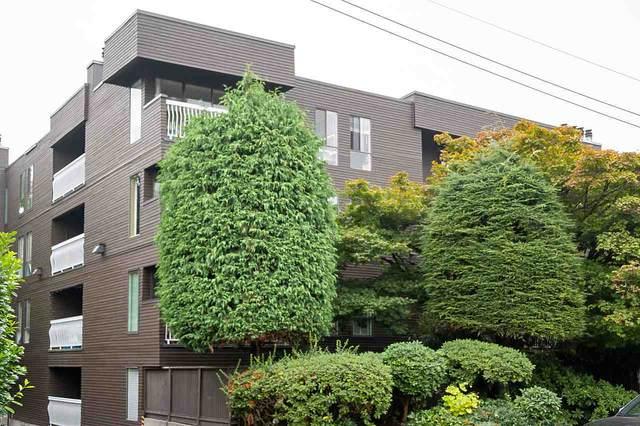 3680 W 7TH Avenue #304, Vancouver, BC V6R 1W4 (#R2501360) :: Initia Real Estate
