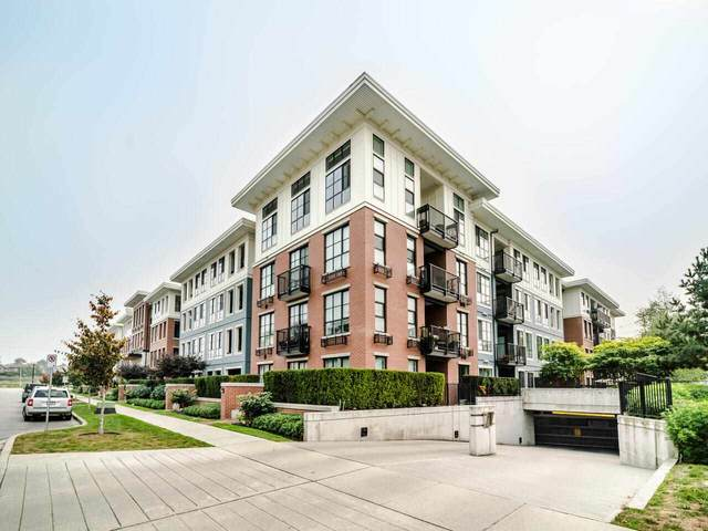 15168 33 Avenue #211, Surrey, BC V3Z 0N7 (#R2501383) :: 604 Realty Group