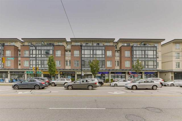 2239 Kingsway #218, Vancouver, BC V5N 0E5 (#R2501437) :: Ben D'Ovidio Personal Real Estate Corporation | Sutton Centre Realty