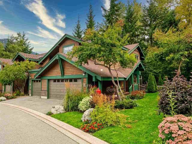 1530 Tynebridge Lane #19, Whistler, BC V8E 0L3 (#R2501445) :: Ben D'Ovidio Personal Real Estate Corporation   Sutton Centre Realty
