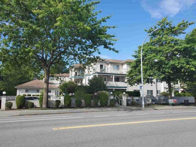 5955 177B Street #202, Surrey, BC V3S 4J7 (#R2501458) :: Premiere Property Marketing Team