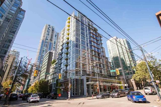 1205 Howe Street #1401, Vancouver, BC V6Z 0B2 (#R2501462) :: Premiere Property Marketing Team