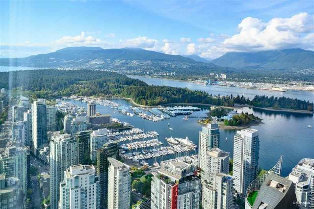 1151 W Georgia Street #6705, Vancouver, BC V6E 0B3 (#R2501474) :: Initia Real Estate