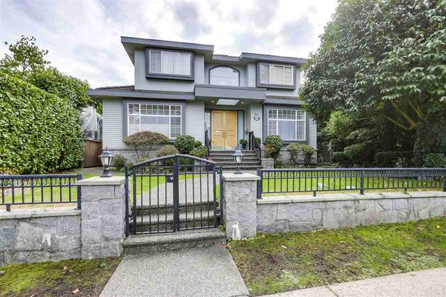 2928 W 37TH Avenue, Vancouver, BC V6N 2T9 (#R2501485) :: Premiere Property Marketing Team