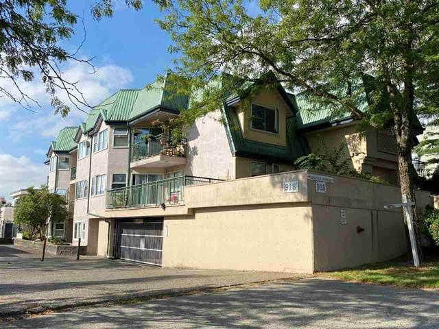 918 Roderick Avenue #205, Coquitlam, BC V3K 1R1 (#R2501500) :: Premiere Property Marketing Team