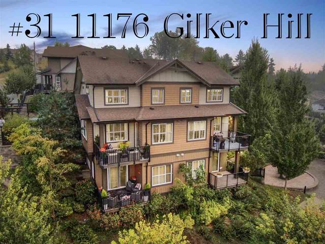 11176 Gilker Hill Road #31, Maple Ridge, BC V2W 0G5 (#R2501514) :: 604 Realty Group