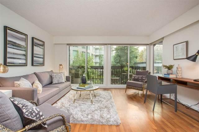 1274 Barclay Street #302, Vancouver, BC V6E 1H3 (#R2501520) :: Premiere Property Marketing Team