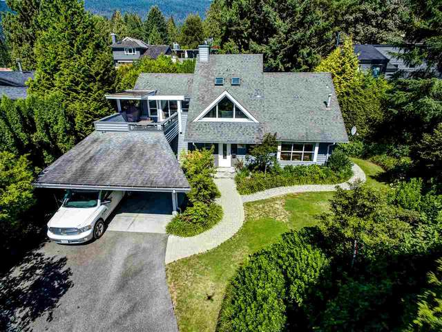 4680 Wickenden Road, North Vancouver, BC V7G 1H2 (#R2501522) :: Ben D'Ovidio Personal Real Estate Corporation | Sutton Centre Realty