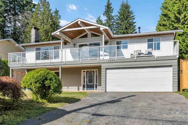 2452 Keats Road, North Vancouver, BC V7H 1J5 (#R2501541) :: 604 Realty Group