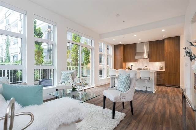 6999 Cambie Street #106, Vancouver, BC V6P 0J1 (#R2501546) :: Homes Fraser Valley