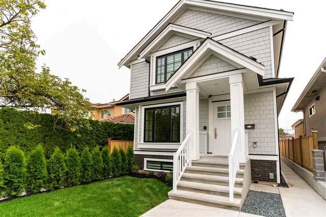 2052 E 49TH Avenue, Vancouver, BC V5P 1T7 (#R2501560) :: Ben D'Ovidio Personal Real Estate Corporation | Sutton Centre Realty