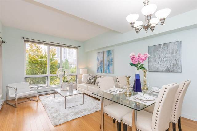 3575 Euclid Avenue #413, Vancouver, BC V5R 6H5 (#R2501561) :: 604 Realty Group