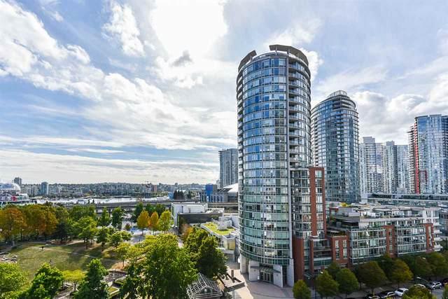 550 Taylor Street #1102, Vancouver, BC V6B 1R1 (#R2501566) :: Premiere Property Marketing Team