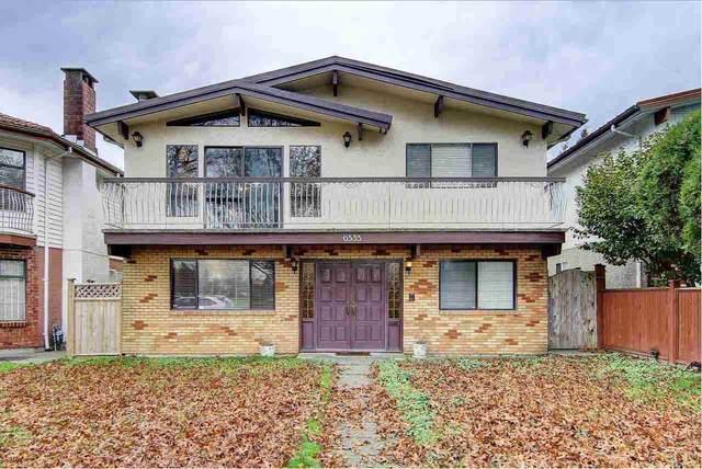 6535 Argyle Street, Vancouver, BC V5P 3K5 (#R2501598) :: Ben D'Ovidio Personal Real Estate Corporation | Sutton Centre Realty