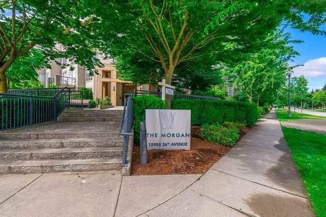 15988 26 Avenue #131, Surrey, BC V3Z 5K3 (#R2501610) :: Ben D'Ovidio Personal Real Estate Corporation   Sutton Centre Realty