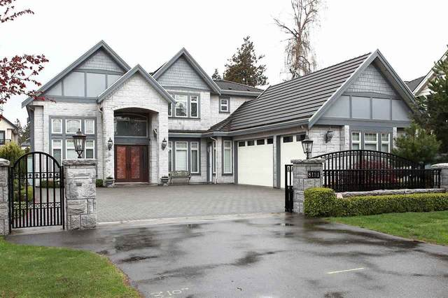8131 Lundy Road, Richmond, BC V6Y 2H4 (#R2501621) :: 604 Realty Group