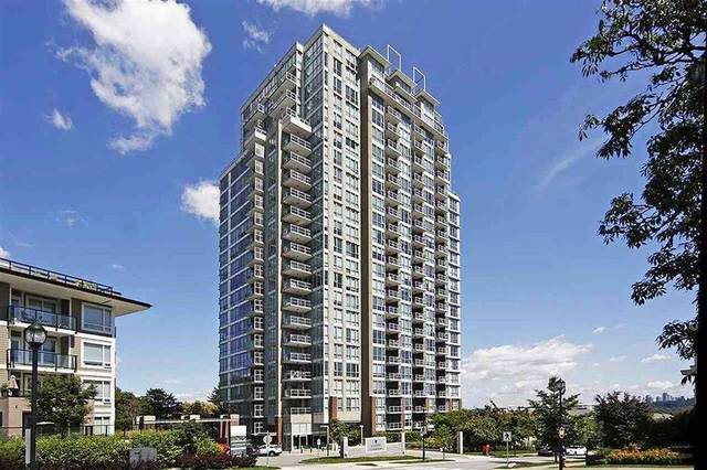 271 Francis Way #803, New Westminster, BC V3L 0H2 (#R2501627) :: 604 Realty Group