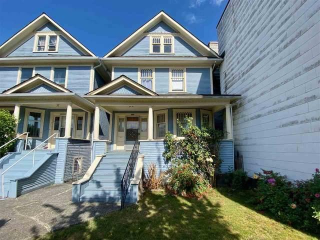 563 E Pender Street, Vancouver, BC V6A 1V3 (#R2501635) :: Ben D'Ovidio Personal Real Estate Corporation | Sutton Centre Realty