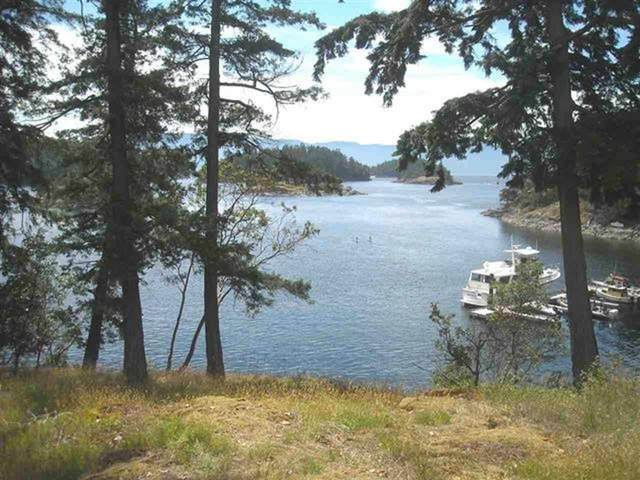 Lot 11 Pinehaven Way, Garden Bay, BC V0N 1S0 (#R2501638) :: Ben D'Ovidio Personal Real Estate Corporation | Sutton Centre Realty