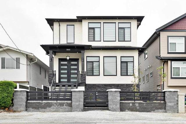 1845 Fraser Avenue, Port Coquitlam, BC V3B 1N2 (#R2501651) :: Ben D'Ovidio Personal Real Estate Corporation | Sutton Centre Realty