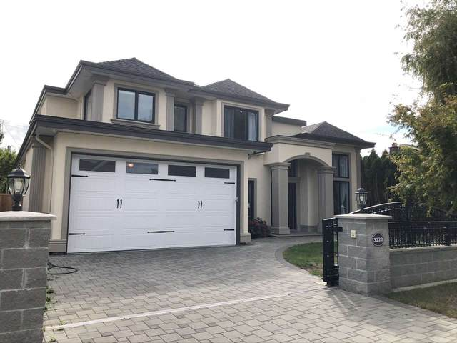 3220 Wardmore Place, Richmond, BC V7C 1S7 (#R2501670) :: Premiere Property Marketing Team