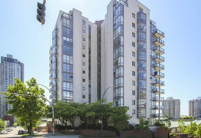 98 Tenth Street #403, New Westminster, BC V3M 6L8 (#R2501673) :: Premiere Property Marketing Team