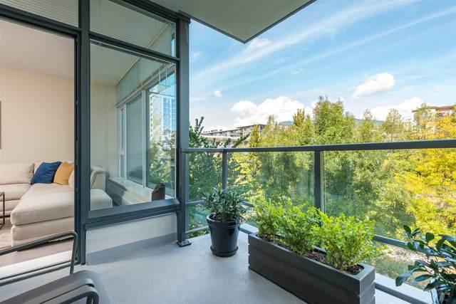 135 W 2ND Street #412, North Vancouver, BC V7M 0C5 (#R2501680) :: Premiere Property Marketing Team