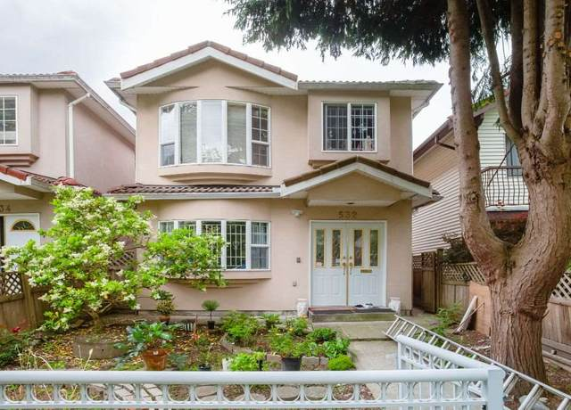 532 E 17TH Avenue, Vancouver, BC V5V 1B3 (#R2501688) :: 604 Realty Group