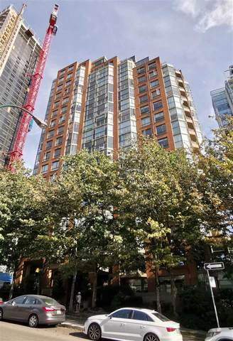 888 Pacific Street #609, Vancouver, BC V6Z 2S6 (#R2501702) :: Initia Real Estate