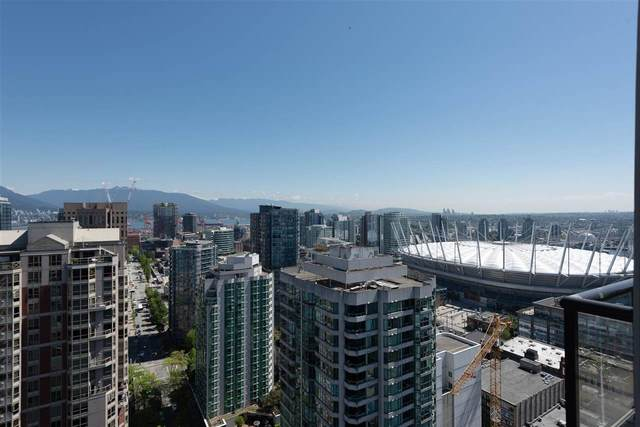 909 Mainland Street #3401, Vancouver, BC V6B 1S3 (#R2501703) :: Initia Real Estate