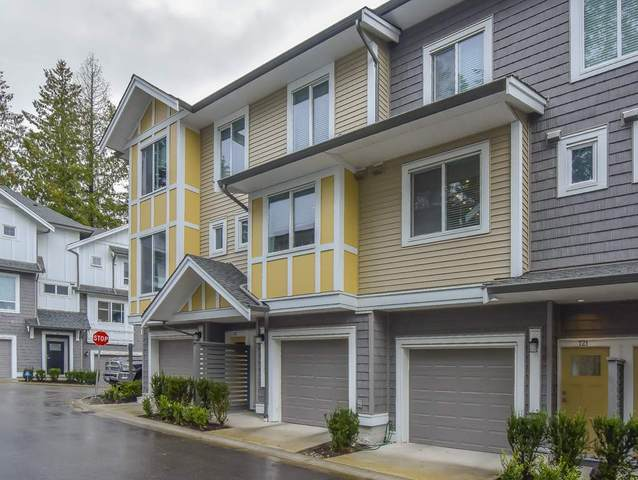 9718 161A Street #121, Surrey, BC V4N 6S7 (#R2501716) :: Ben D'Ovidio Personal Real Estate Corporation | Sutton Centre Realty
