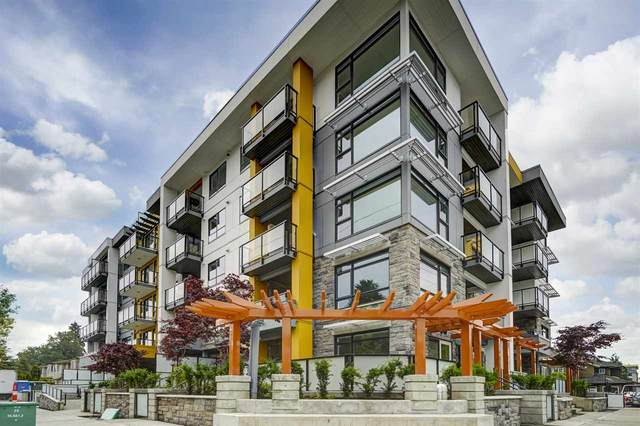1519 Crown Street #603, North Vancouver, BC V7J 1G6 (#R2501732) :: 604 Realty Group