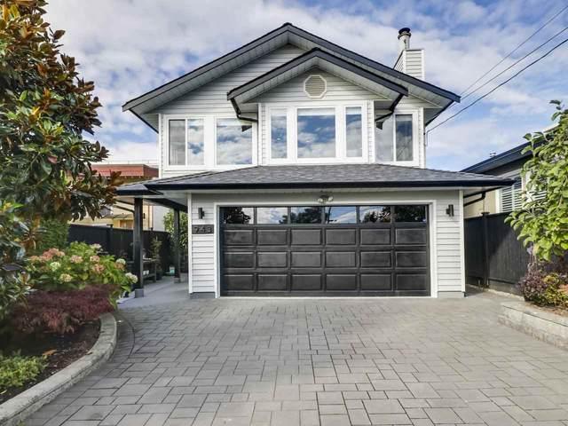 943 Habgood Street, White Rock, BC V4B 4W5 (#R2501753) :: 604 Realty Group