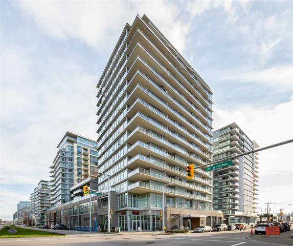 1708 Columbia Street #1702, Vancouver, BC V5Y 0H7 (#R2501792) :: Premiere Property Marketing Team