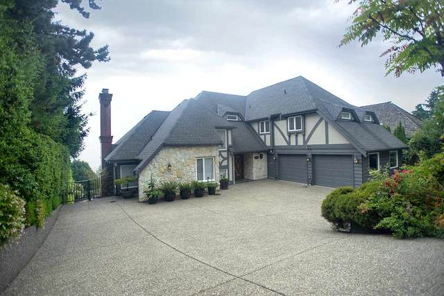 2397 Westhill Drive, West Vancouver, BC V7S 2Z2 (#R2501801) :: Premiere Property Marketing Team