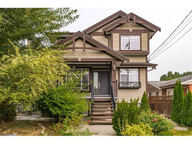 1949 Fraser Avenue, Port Coquitlam, BC V3B 1N4 (#R2501823) :: Premiere Property Marketing Team