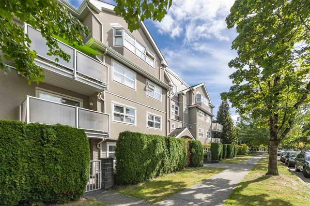 3008 Willow Street #101, Vancouver, BC V5Z 3P3 (#R2501832) :: 604 Realty Group