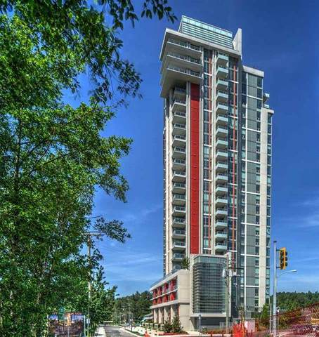 1550 Fern Street #609, North Vancouver, BC V7J 0A9 (#R2501889) :: 604 Realty Group
