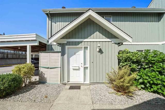 12334 224 Street #7, Maple Ridge, BC V2X 0K6 (#R2501899) :: Premiere Property Marketing Team