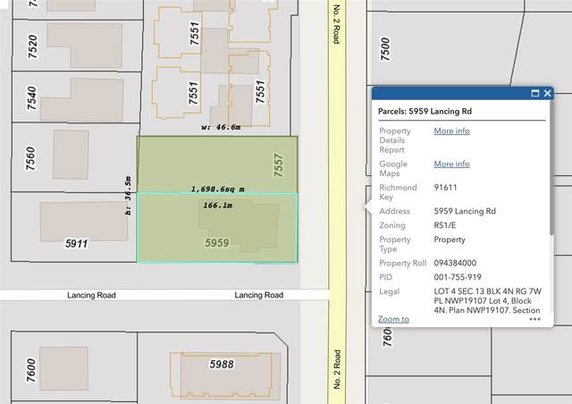 5959 Lancing Road, Richmond, BC V7C 3A7 (#R2501906) :: Premiere Property Marketing Team